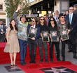 Mana Become First Mexican Rock Band With Hollywood At Walk Of Fame Star