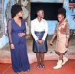 Saycon Sengbloh, Lupita Nyong'o and Akosua Busia