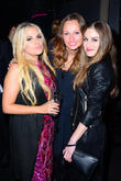 Lady Nadia Essex, Guest and Nikki Grahame
