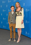 Kirsten Dunst and Jaeden Lieberher