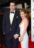 Sacha Baron Cohen Jokes About 'Best White Actress' Award At BAFTAs