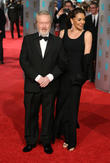 Ridley Scott and Giannina Facio