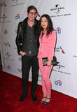 Teddy Landau and Michelle Branch