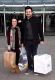 Dani Harmer and Simon Brough