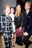 Oliver Proudlock, Rosie Fortescue, Emma Lou Connolly and Hugo Taylor
