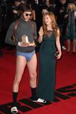 Sacha Baron Cohen, Nobby and Isla Fisher