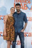 Hugo Silva and Michelle Jenner