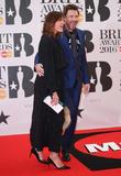 Simon Le Bon and Amber Le Bon