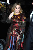 Adele Named As Wealthiest Ever British Female Musician
