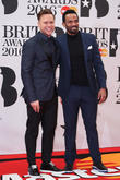 Craig David and Olly Murs