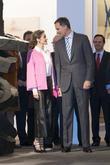 Spain's King Felipe Vi and Queen Letizia