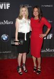Jennifer Jason Leigh and Cathy Schulman