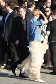 Mark Ruffalo and Sunrise Coigney