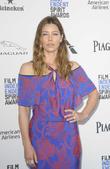 Cast Of '7th Heaven' Reunites As Jessica Biel Opens Restaurant