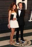 Veronica Smiley and Brian Grazer