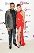 Hailey Baldwin and Lewis Hamilton