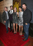 Thomas Lennon, Wes Bentley, Teresa Palmer, Freida Pinto and Christian Bale