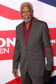 Morgan Freeman Joining Forces With Prince Harry For Invictus Games