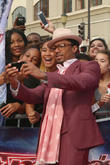 Nick Cannon and Fans