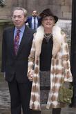 Andrew Lloyd Webber and Madeleine Gurdon