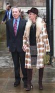 Andrew Lloyd Webber and Madeline Gurdon
