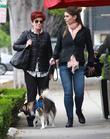 Sharon Osbourne and Aimee Osbourne