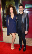 Natalie Gumede and Raj Ghatak