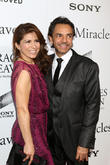 Alessandra Rosaldo and Eugenio Derbez