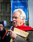 Lord David Owen, Former Social Democrat Mp and British Foreign Secretary From 1977 To 1979