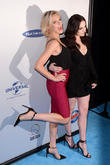 Elaine Hendrix and Elizabeth Gillies