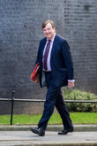 John Whittingdale Mp, Secretary Of State For Culture, Media and Sport