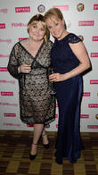Morag Siller and Sally Dynevor