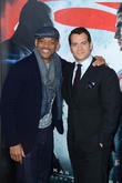 Will Smith and Henry Cavill