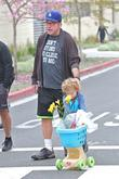 Tom Arnold and Jax Copeland Arnold