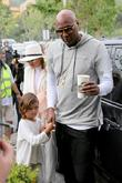Lamar Odom Seen 'Drinking Before Church' - Report