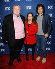 Louie Anderson, Martha Kelly and Jonathan