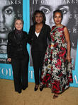 Barbara Boxer, Anita Hill and Kerry Washington