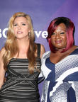 Candis Cayne and Chandi Moore
