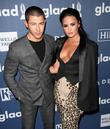 Nick Jonas Feeling Challenged By Fit Demi Lovato