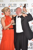 Denise Gough and Kenneth Cranham