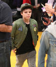 Simon Cowell Wants To Sign Aspiring Pop Star Cruz Beckham