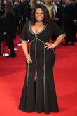 Amber Riley Gets Tearful During Emotional Dreamgirls Performance