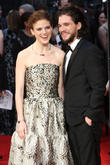 Kit Harington Debuts His Relationship With 'Game Of Thrones' Co-Star Rose Leslie