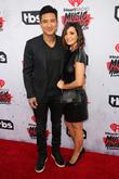 Mario Lopez and Courtney Laine Mazza