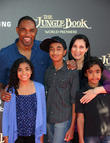 Jason Winston George and Vandana Khanna