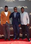 David Oyelowo, Caleb Oyelowo and Asher Oyelowo