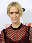 Sarah Paulson Strips Down For W Spread