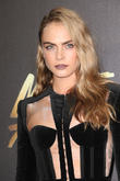 Cara Delevingne Stripped Off For Woodland Walk To Nail Suicide Squad Character
