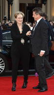 Meryl Streep and Hugh Grant