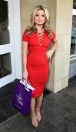 Zara Holland Has Tense TV Showdown With New Miss Great Britain